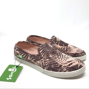 Sanuk | Women's Pair O Dice Print Loafers NWT Sz 7